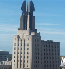 Time Square Building - Rochester, New York