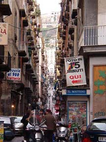 Naples Spanish Quarter
