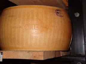 Parmigiano Reggiano, the King of cheese