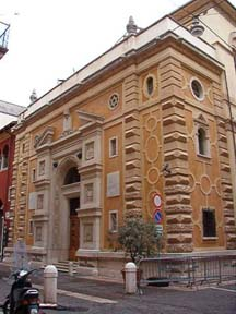 Synagogue in Verona