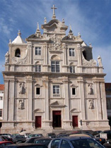 New Cathedral - Coimbra, Portugal